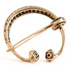 Vikingatida ringspänne Br-19