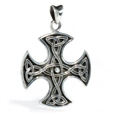 Mindre Keltiskt Kors Pe-55 Silver