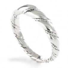 Vikingatida Silverring Ri-09-Si