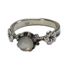 Medeltida ring Ri-49 silver